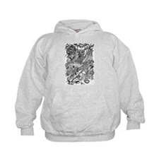 Dragon Meeting Hoodie