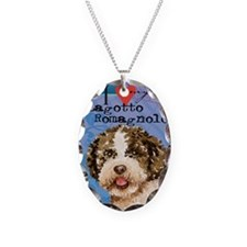 lagotto-oval key Necklace
