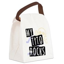 TitoRocks Canvas Lunch Bag