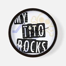 TitoRocks Wall Clock