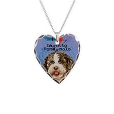 lagotto-oval Necklace