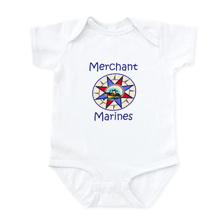 Merchant Marine Infant Bodysuit