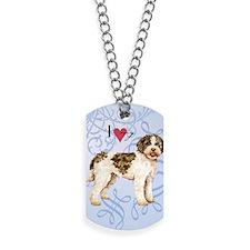 lagotto-oval charm Dog Tags