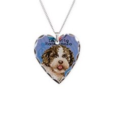lagotto-magnet Necklace