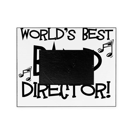 Worlds Best Band Director Picture Frame