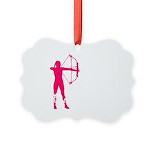 best shoot girl Ornament