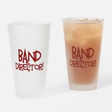 You Cant Scare Me...Band... Drinking Glass