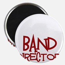 You Cant Scare Me...Band... Magnet