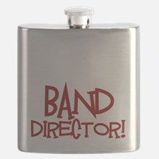You Cant Scare Me...Band... Flask