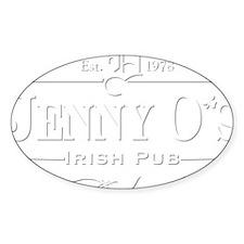 Jenny Os Decal