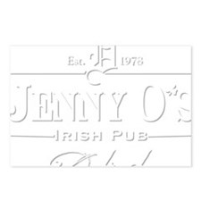 Jenny Os Postcards (Package of 8)