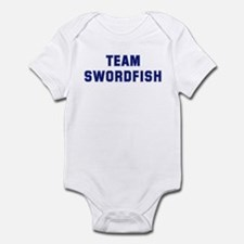 Team SWORDFISH Infant Bodysuit