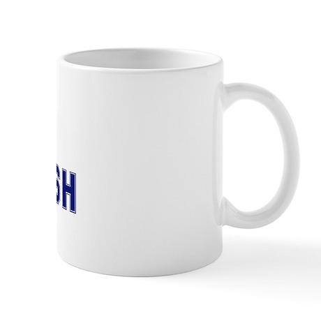 Team SWORDFISH Mug