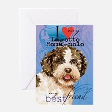 lagotto-journal Greeting Card