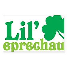 Lil Leprechaun Decal