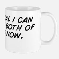 Its official i can wink with both of my Mug