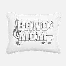 Band Mom Rectangular Canvas Pillow