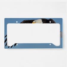 gelpad 7 License Plate Holder