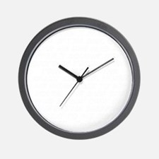 ??? When I first met her at the bar, sh Wall Clock