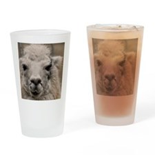 (4) Llama 8716 Drinking Glass