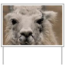 (4) Llama 8716 Yard Sign