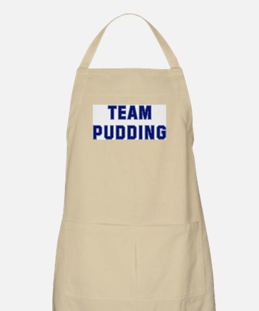 Team PUDDING BBQ Apron