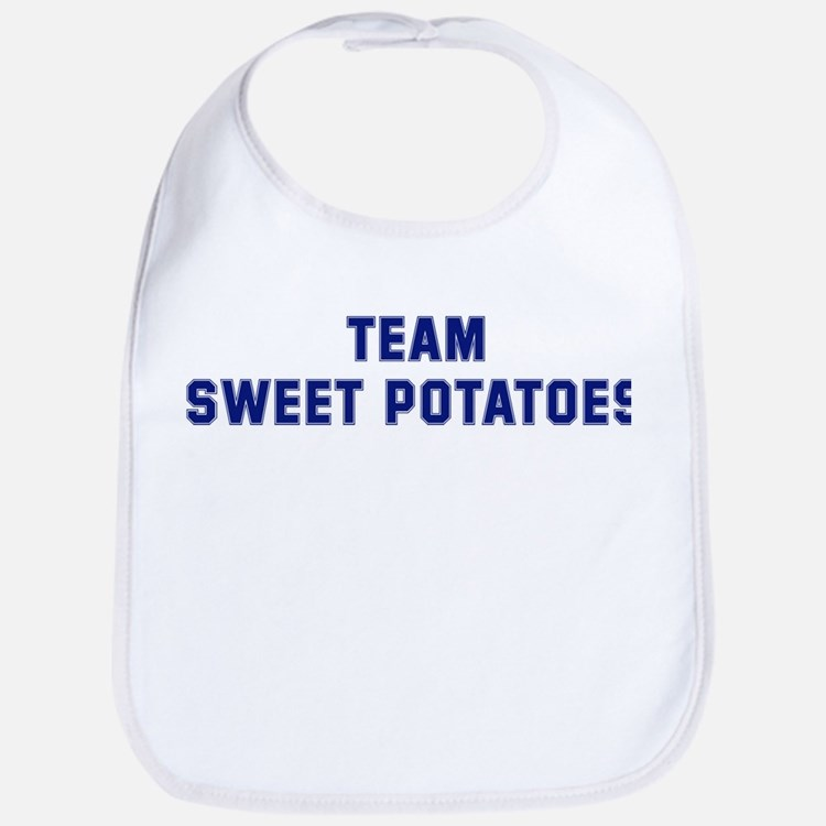 Team SWEET POTATOES Bib