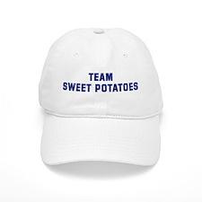 Team SWEET POTATOES Baseball Cap