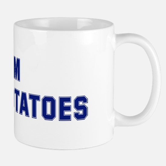 Team SWEET POTATOES Mug