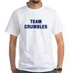 Team CRUMBLES White T-Shirt