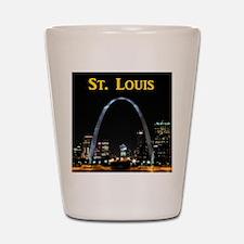 St Louis Gateway Arch Shot Glass