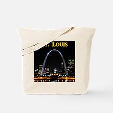 St Louis Gateway Arch Tote Bag