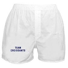 Team CROISSANTS Boxer Shorts