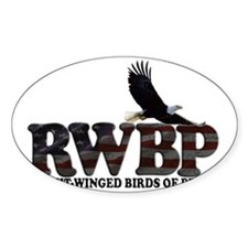 Right-Winged Birds of Pray Official Decal