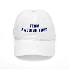 Team SWEDISH FOOD Baseball Cap