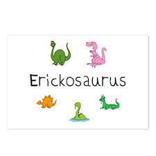 Erickosaurus Postcards (Package of 8)