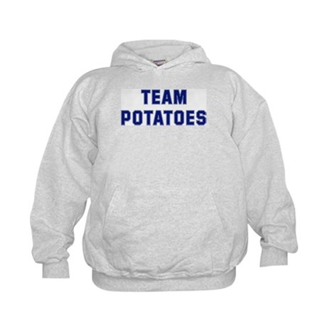 Team POTATOES Kids Hoodie