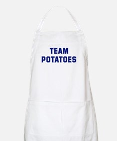 Team POTATOES BBQ Apron