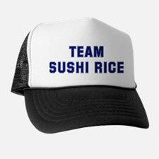Team SUSHI RICE Trucker Hat