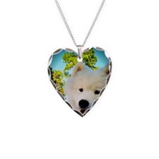 Chi Samoyed Necklace