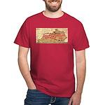 Flat Kentucky Dark T-Shirt
