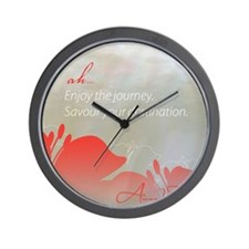 Amandah Tanner Wall Clock