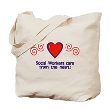 Social Workers Tote Bag