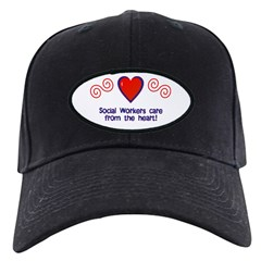 Social Workers Black Cap