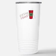 Coffee Queen Travel Mug