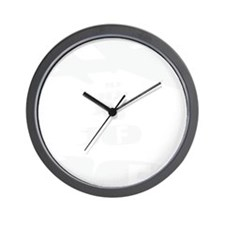 dropping the F Bomb Wall Clock