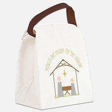 Reason for the Season Canvas Lunch Bag