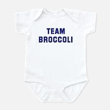Team BROCCOLI Infant Bodysuit