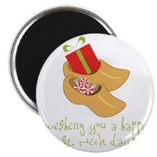 Happy St. Nick Day Magnet