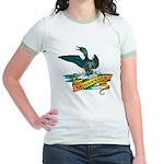 Minnesota Loon Jr. Ringer T-Shirt